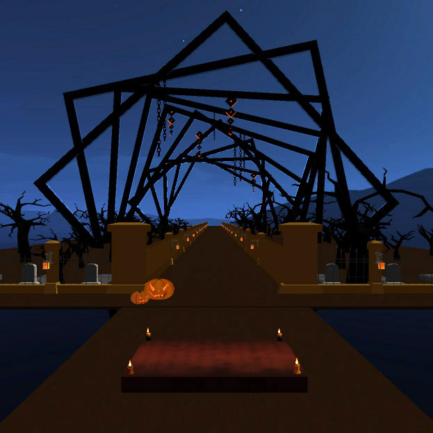 Halloween Contest Platform
